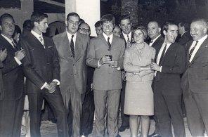 Manuel Alfredo con El Cordobés