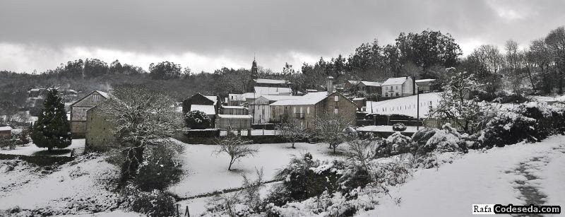 a-estrada-pontevedra-nieve-nevada