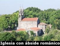 turismo-a-estrada-iglesia-abside-romanico